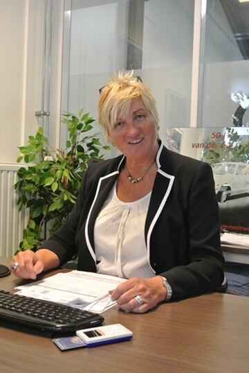 Jeanette van der Geest